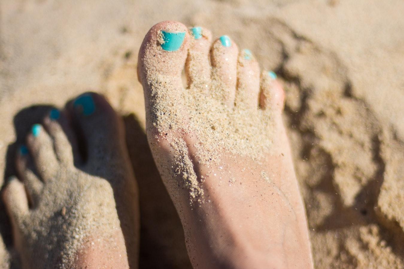 Feet like mine