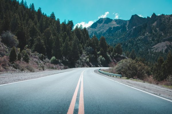 https://www.pexels.com/photo/view-of-empty-road-1537979/